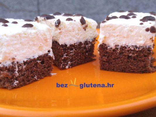 DALMATINER KOLAČ bez glutena recept