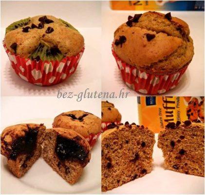 Muffini bez glutena