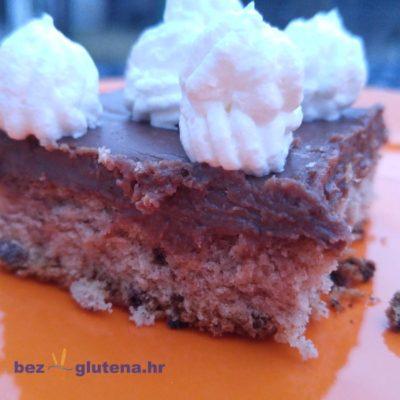 Rogač i čokolada bez glutena