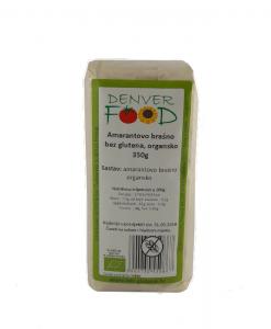 amarantovo brašno bez glutena