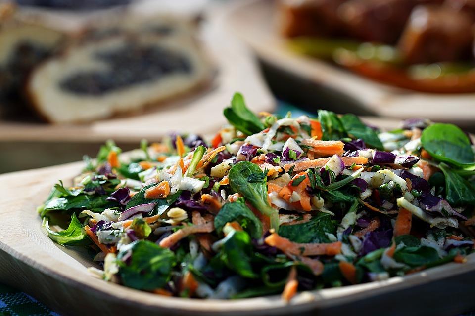 salate bez glutena