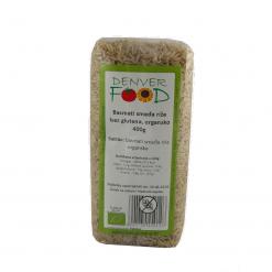 basmati smeđa riža bez glutena