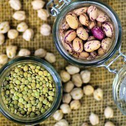Sjemenke, Žitarice & Mahunarke