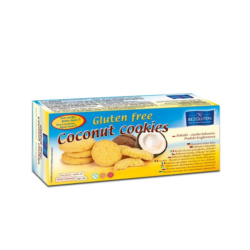 kokosovi keksi bez glutena