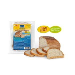 kruh više žitarica bez glutena