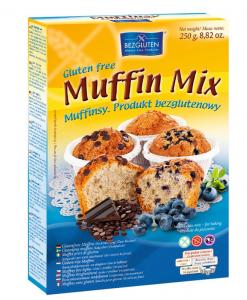 muffin mix bez glutena