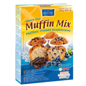 muffin mix bez glutena